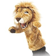 Folkmanis Puppet / Lion