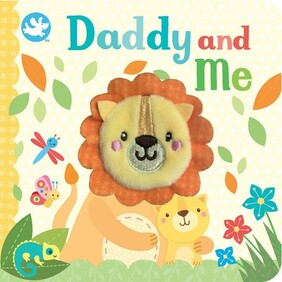 Finger Puppet Book - Daddy and Me