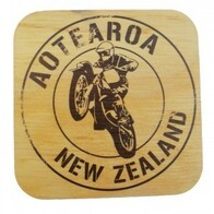 NZ Wood Coaster / Motocross