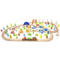 Classic World - Train Track