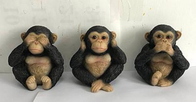 Monkey Set – Hear, See, Speak no Evil