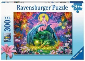 Ravensburger Puzzle - Forest Dragon