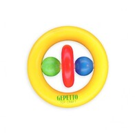Gepetto - Teething Ring with Ringli