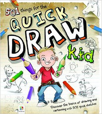 You Can Draw Book / Quick Draw