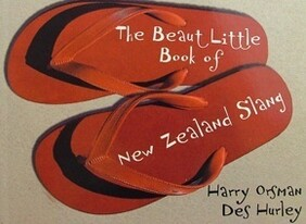 Beaut Little Book of NZ Slang