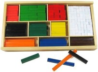 Cuisenaire Rods - Fun Factory