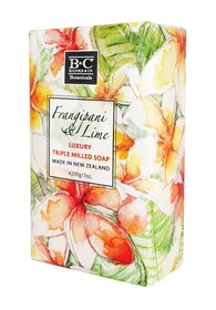 Banks & Co Frangipani & Lime Luxury Soap
