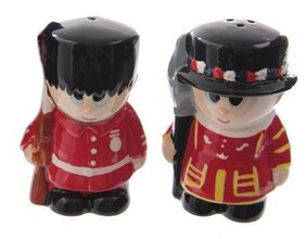 Salt & Pepper - UK Guards