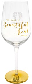 Wine Glass - Beautiful Soul