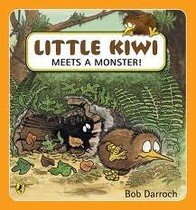 Little Kiwi Meets a Monster