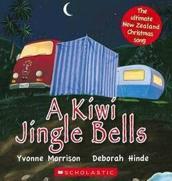 A Kiwi Jingle Bells Board Book
