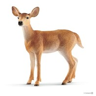 Schleich Collectables - White Tailed Doe