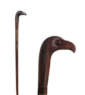 Walking Stick / Eagle