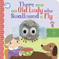 Finger Puppet Book - There Was An Old Lady