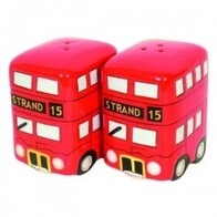 London Bus Salt & Pepper