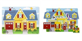 Melissa & Doug - Around The House Sound Puzzle