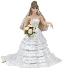 Papo Collection - Lace Bride
