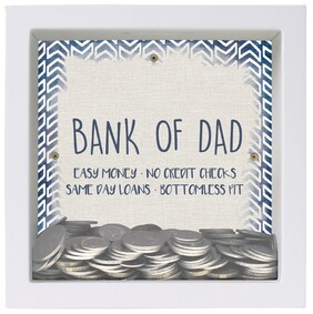 Change Box - Bank of Dad