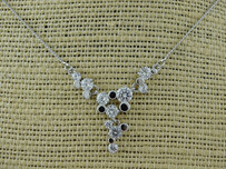 Necklace - Diamante