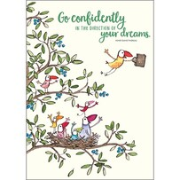 Twigseed A4 Gift Cards - Go Confidently