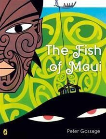 Peter Gossage Maori Legends / The Fish of Maui