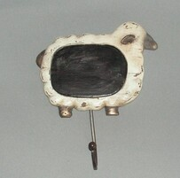 Blackboard Sheep with Hook