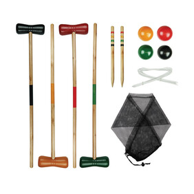Outdoor Games - Britz Croquet Set