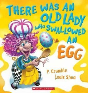 Old Lady Swallowed An Egg