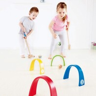 Hape - Color Croquet