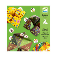 Origami / Chatter Box Bird Game