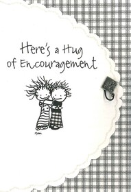 BMA Gift Card / Here's a Hug of Encouragement