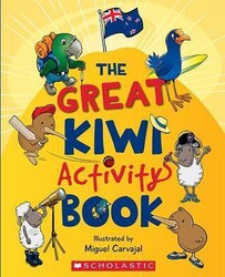 The Great Kiwi Activity Book