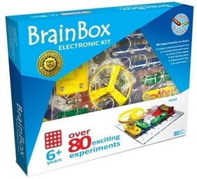 Brain Box - Over 80 experiments