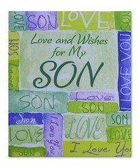 To My Son with Love