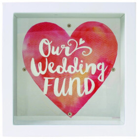 Change Box - Our Wedding Fund