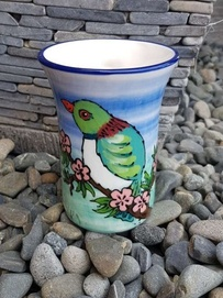 NZ Made Handpainted - Theme Mug - Kereru
