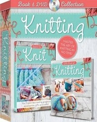 Book & DVD Collection - Knitting