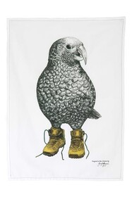 Krystal Lynn Tea Towel - Kingston the Kea