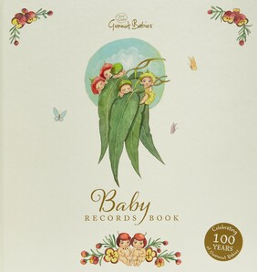 Gumnut Babies - Baby Records Book