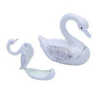 Jewellery Box - Swan Jewel Box