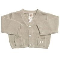 Nurtured by Nature - Bud Cotton Cardigan