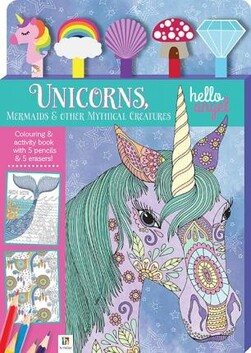 Hello Angel - Unicorns