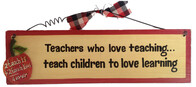 TEACH Love to Learn... Sign