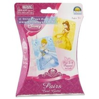 Disney Princess Pairs Card Game