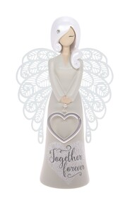 Angel Figurine - Together Forever
