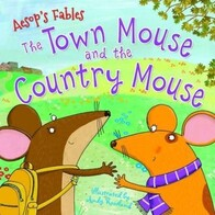 Fable Town Mouse and Country Mouse