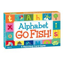 PK Cooperative Game / Alphabet Go Fish