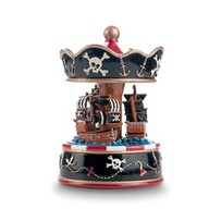 Pirate Ship Carousel