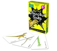 My First Card Game - Dinosaur Snap
