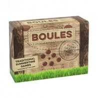 Outdoor Garden Game - Wooden Boules